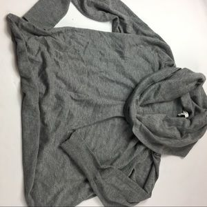 Joie Sweaters - Joie oversized Gray Cowl Neck Sweater XS